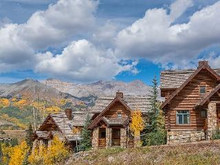 Smuggler Cabin Ski In/Ski Out Mountain Village Townhome For 14 Guests - Telluride vacation rentals