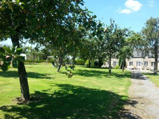 Peaceful rural farmhouse sleeps 2-4, suitable kids - Vengeons vacation rentals