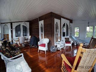 Gracious five bedroom in-town Oak Bluffs victorian - Oak Bluffs vacation rentals