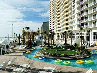 Wyndham Oceanwalk Florida beach - Daytona Beach vacation rentals