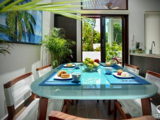 Stunning Luxury Corner Townhome in Wellness Retreat - Akumal vacation rentals