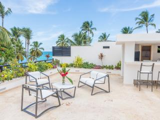 Beautiful 4-bedroom penthouse with jacuzzi (M7) - Las Terrenas vacation rentals