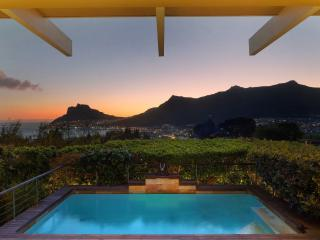 Private villa with stunning view - Hout Bay vacation rentals