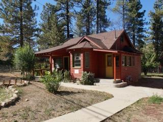 Cozy Cabin with Deck and Internet Access - Big Bear City vacation rentals