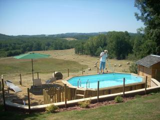 2 bedroom Gite with Internet Access in Correze - Correze vacation rentals