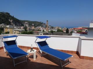Casa di Aria apartment with view and pool - Sorrento vacation rentals