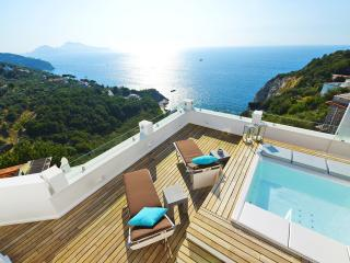 Villa Recentely renovated with amazing sea view - Sorrento vacation rentals