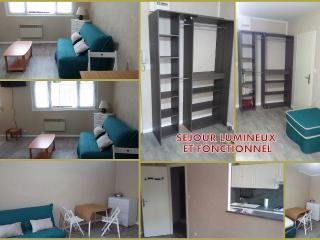 Nice Studio with Internet Access and Television - Dunkerque vacation rentals
