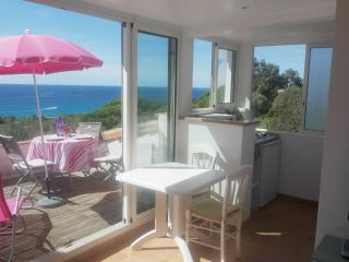 Nice Studio with Internet Access and Short Breaks Allowed - Olmeto vacation rentals
