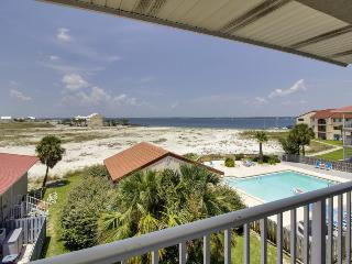 Watch incredible sunsets from this lovely condo. Shared pool access! - Navarre vacation rentals