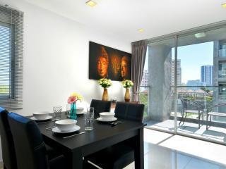 3BDR Luxury Condo 500m From Beach - Pattaya vacation rentals