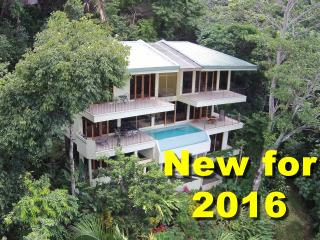 Open for Xmas - NEW - Private Luxury 3 Acre Estate - Manuel Antonio National Park vacation rentals