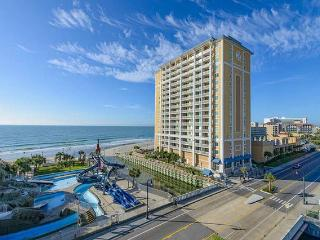 Oceanfront Westgate Myrtle Beach Resort Studio! - Myrtle Beach vacation rentals