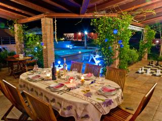 Hazienda RoseMary-Ground floor villa - Muntic vacation rentals