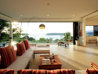 The Heights 3bedroom Penthouse magnificent sea view  THA2 - Kata vacation rentals