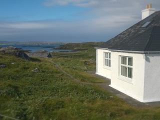 Atlantic View Cottage Isle of Lewis. Sea View WiFi - Great Bernera vacation rentals