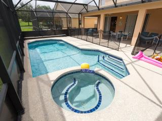 Lovely 8 Bedroom Heated Private Pool/Spa Villa Near Disney - Kissimmee vacation rentals