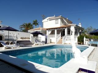 4 Bedroom Detached with pool Av Del Greco - Rojales vacation rentals