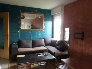 appartement lumineux  40m2 avec parking - Nantes vacation rentals