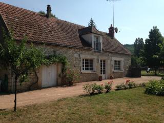 Maison agréable sur grand jardin à 100m de l'Yonne - Clamecy vacation rentals