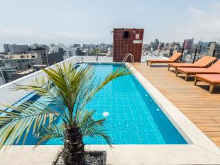 4BD MIRAFLORES BEST DEAL,NEXT HILTON ! - Lima vacation rentals