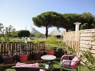 beautifull sea appartment with garden - Villeneuve-Loubet vacation rentals