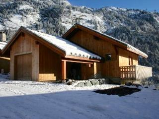 Beautiful 10 person chalet in Vaujany, Alpe dHuez - Vaujany vacation rentals