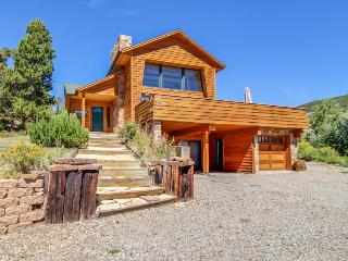 Stunning home with mountain/lake views, room for eight! - Dillon vacation rentals