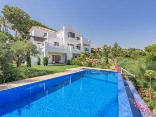 Otium Residences - 5 bedroom luxury villa Amal with sea view - Benahavis vacation rentals