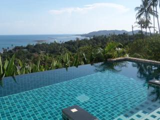 private pool 1 bedroom apartment with sea view - Lamai Beach vacation rentals