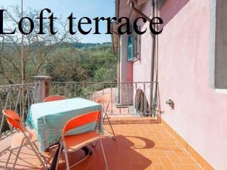 Loft sleeps 4/7 Toscana - Fosdinovo vacation rentals