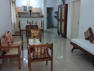 Mel Ville Luxurious Serviced Apartment - 3 BHK GF - Pondicherry vacation rentals