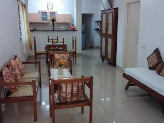 Mel Ville Serviced Apartment 3 BHK GF Pondicherry - Pondicherry vacation rentals
