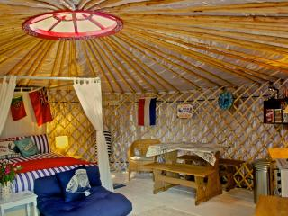 Luxury Yurt on a private peninsula with sea views - Emsworth vacation rentals