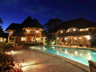 Luxury Villa Ndoto - Cook,Pool,Cave & Waterfalls - Diani vacation rentals