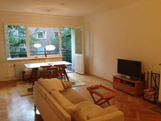 76 sqm Funkis apt in Central STHLM - Stockholm vacation rentals