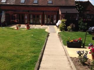 Warwick Self Catering Ground Floor Barn and Garden - Warwick vacation rentals