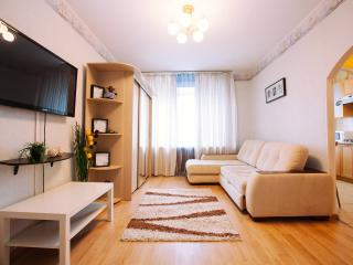 Nice 1-room apartment located close to the Garden - Moscow vacation rentals