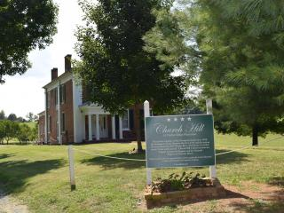 Church Hill at Timber Ridge Plantation - Lexington vacation rentals