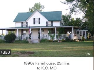 Nice Farmhouse Barn with Internet Access and A/C - Louisburg vacation rentals