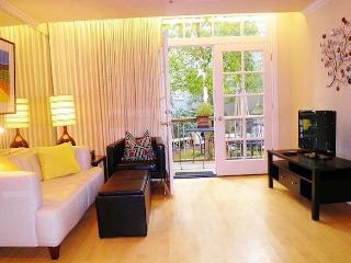 1BR/1BA Garden Condo Pacific Heights San Francisco - San Francisco vacation rentals