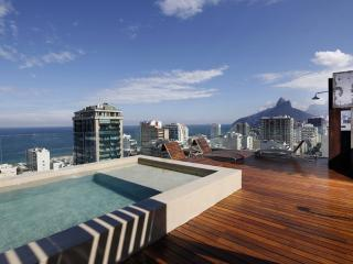 Rio012 - Penthouse in Ipanema with pool and brethtaking views - Ipanema vacation rentals