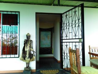 The Buddha's Den. 2 BR Eco Home, Ocean View, Beach - Santa Teresa vacation rentals