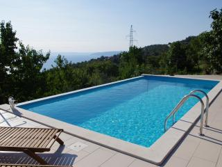 House Ivulici. Pool, garden and stunning sea view! - Lovran vacation rentals