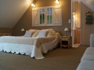 """chambres d'hôtes A l'orée du bois """"champêtre"""" SPA - Pommerit-le-Vicomte vacation rentals"""