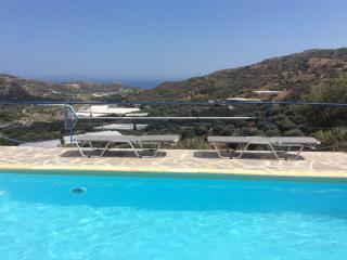 Luxurious villa with private pool near Mirtos - Mirtos vacation rentals
