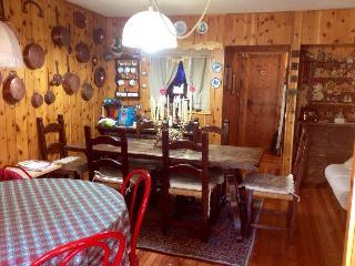Splendido appartamento con Giardino - Champoluc vacation rentals