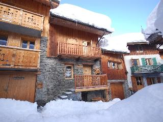 Chalet Mouette - Meribel vacation rentals