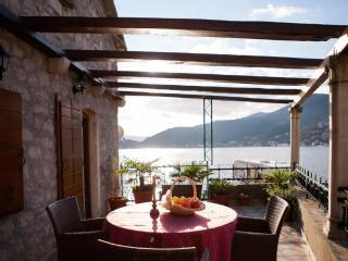 Villa Serventi, Luxury App with sea view balcony - Tivat vacation rentals