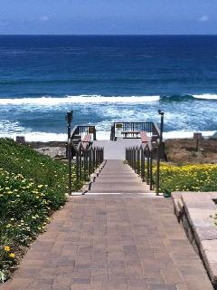 Beach Front Seabluffe Paradise - 3bed/2bath - Carlsbad vacation rentals